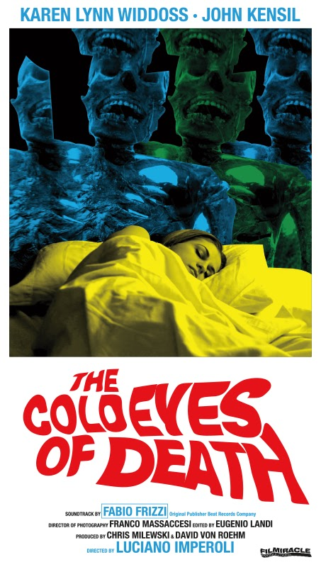 The Cold Eyes Of Death Movie Poster
