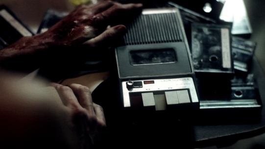 Images from the sci fi horror short' Other'