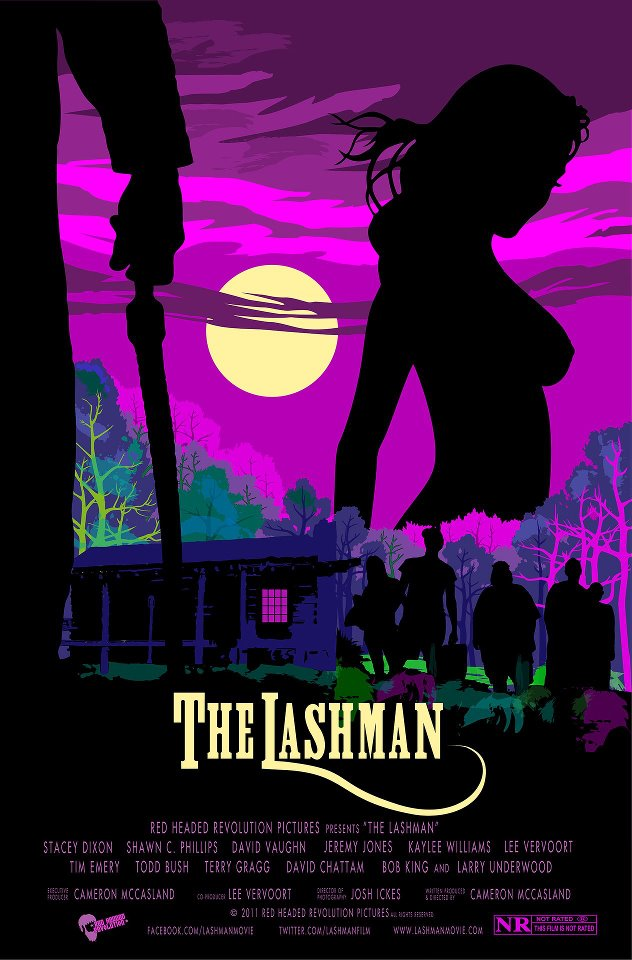 Poster for The Lashman