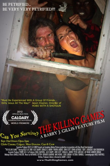 Poster for The Killing Games