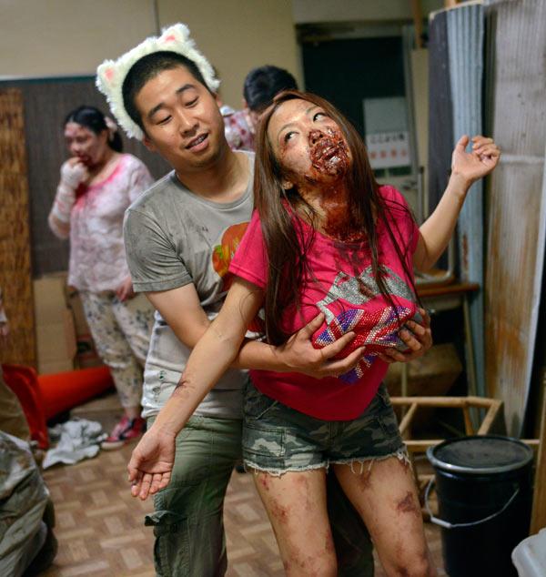 Vidéo de zombie gay