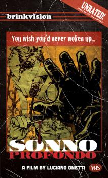 Variant Poster for 'Sonno Profondo'