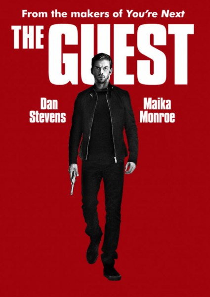 'The Guest' teaser poster