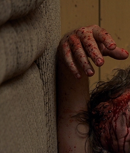 Images from 'Infliction'