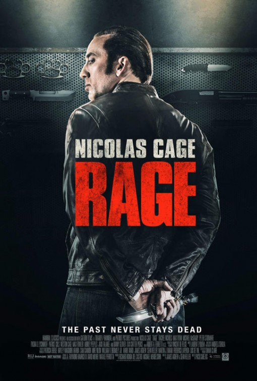 'Rage' poster courtesy of Image Entertainment