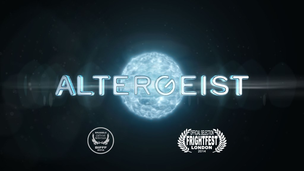Poster for ALTERGEIST