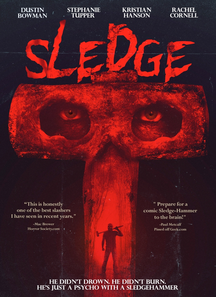 SLEDGE Official Poster huge