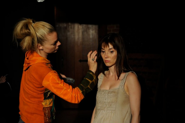 Makeup artist- Teal Druda