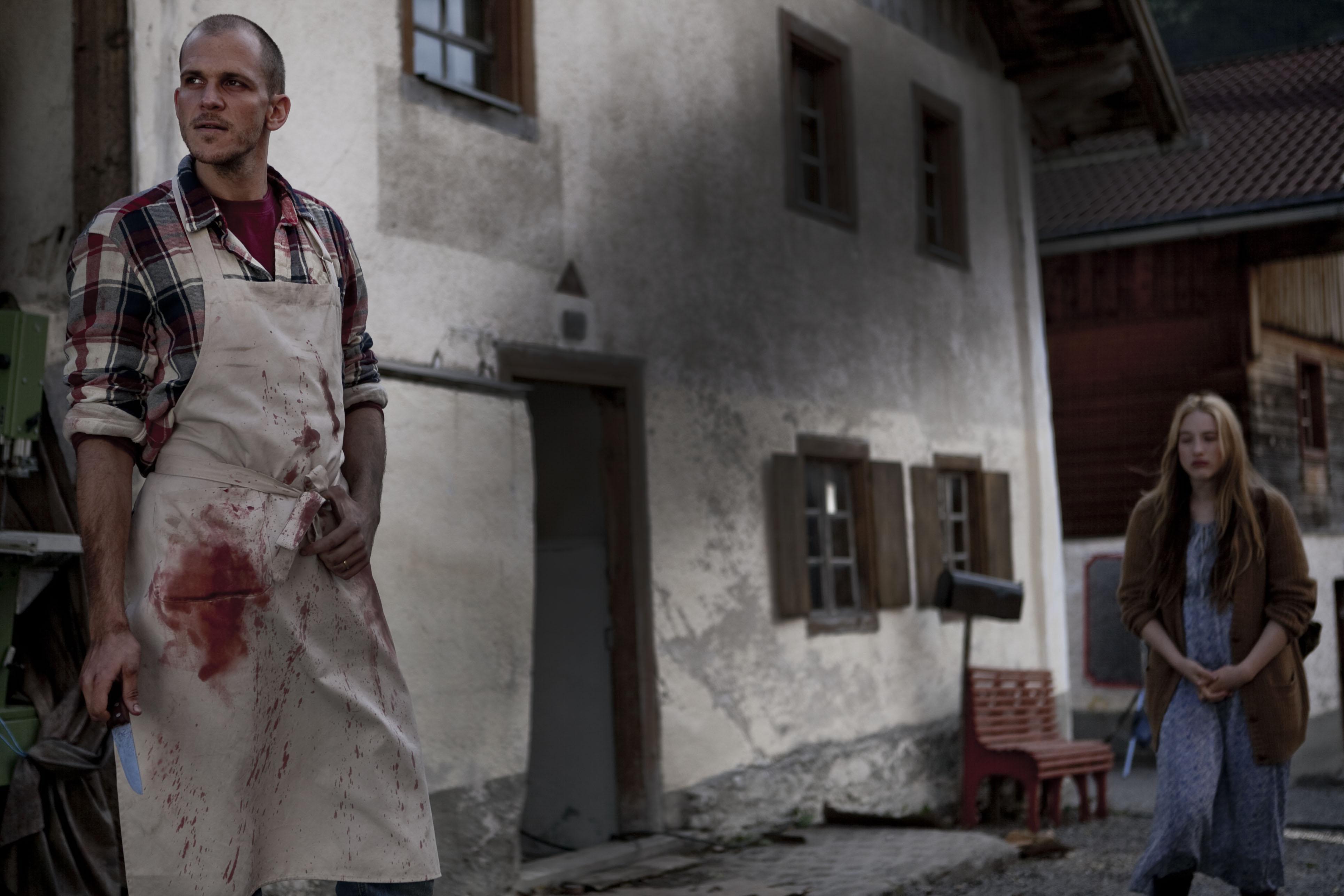 Deviantart Dolcett Meat Girl Slaughterhouse