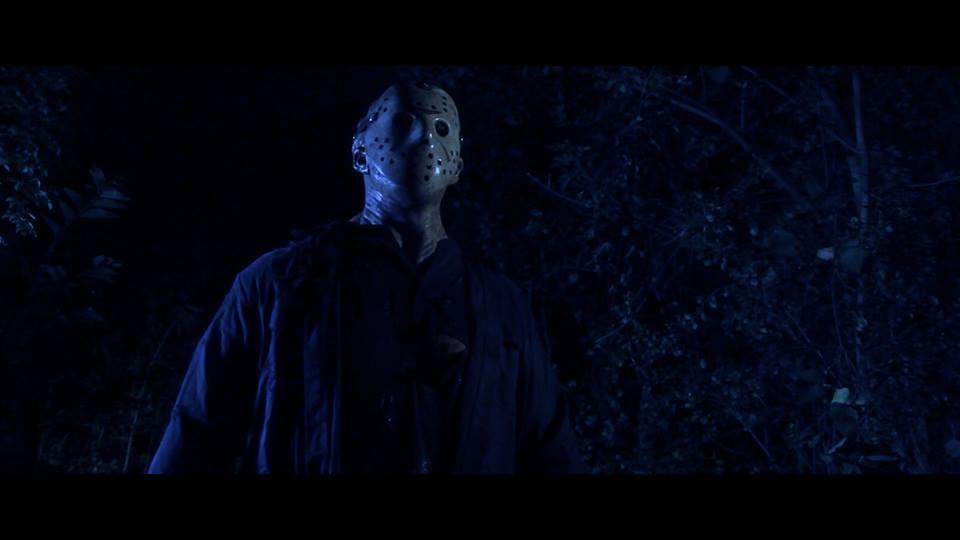 Image from SLASH/UP Episode 1 Sarah Connor Vs Jason Voorhees courtesy of WTFLOL