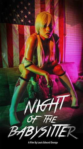 Conceptual posters from NIGHT OF THE BABYSITTER