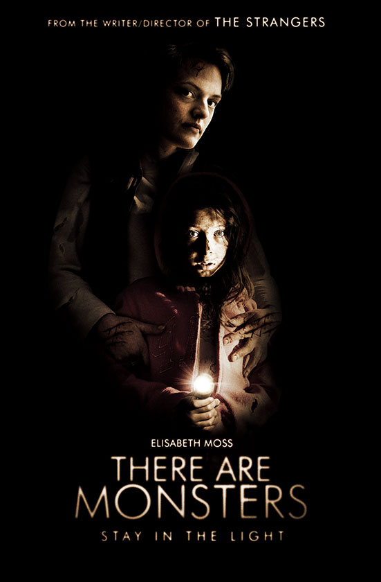 THERE ARE MONSTERS poster courtesy of Embankment Films