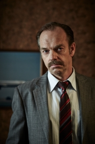 """Hugo Weaving in the thriller """"THE MULE"""" an XLrator Media release. Photo courtesy of XLrator Media."""