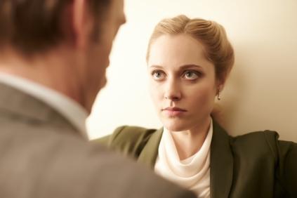 "Georgina Haig in the thriller ""THE MULE"" an XLrator Media release. Photo courtesy of XLrator Media."