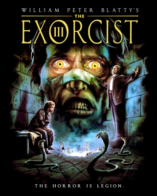 Fright Rags THE EXORCIST III design
