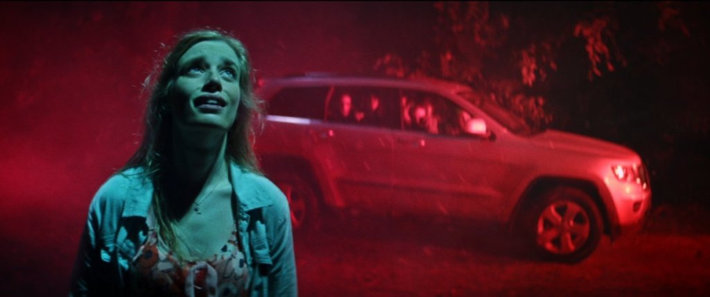 Still of Anja Savcic in Extraterrestrial (2014) IFC