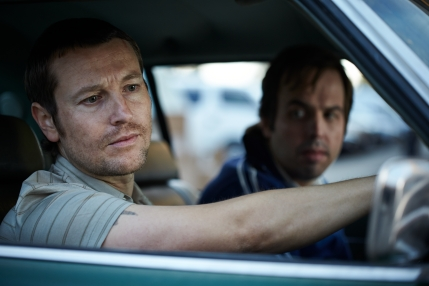 "(L-R) Leigh Whannell and Angus Sampson in the thriller ""THE MULE"" an XLrator Media release. Photo courtesy of XLrator Media."