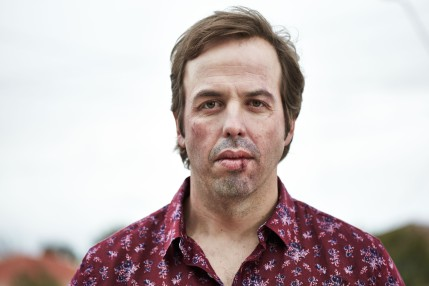 """Angus Sampson in the thriller """"THE MULE"""" an XLrator Media release. Photo courtesy of XLrator Media."""