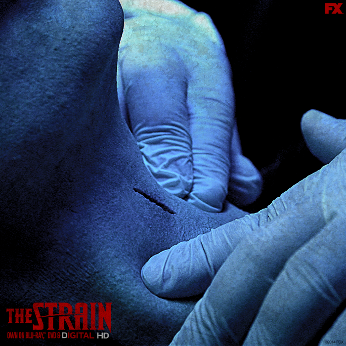 Images and Gifs of THE STRAIN courtesy of FOX Home Entertainment.