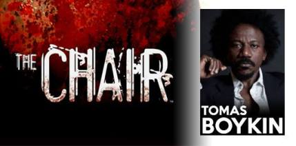 Tomas Boykin is confirmed for THE CHAIR