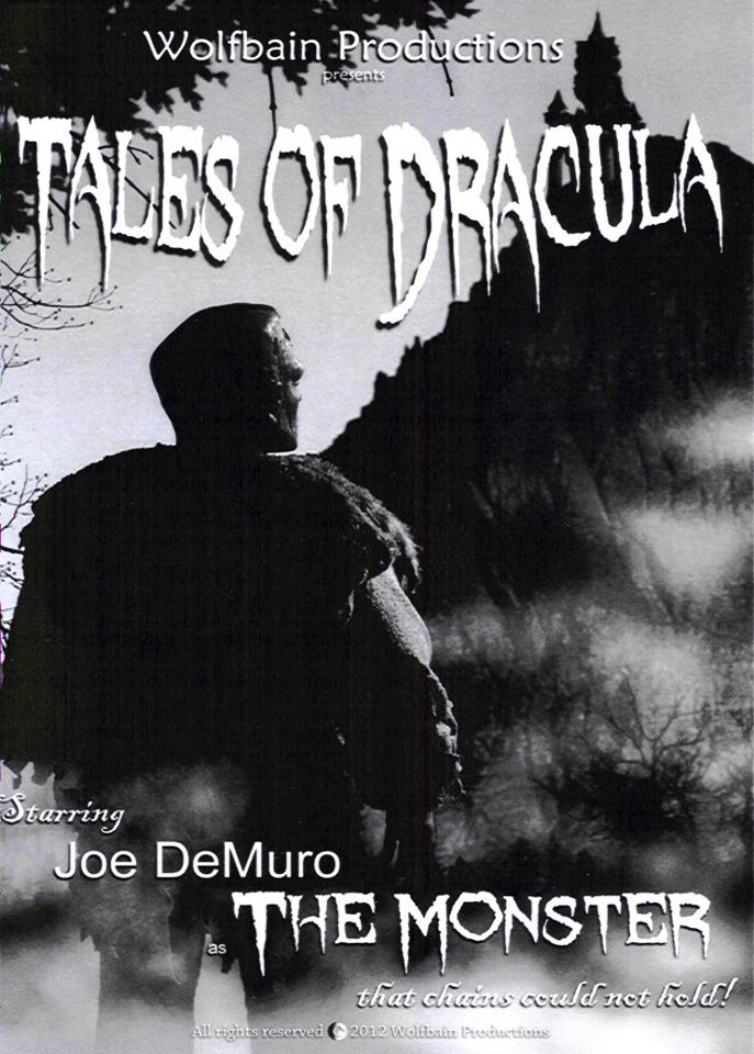 Poster for TALES OF DRACULA