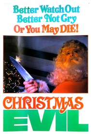VS poster for CHRISTMAS EVIL  courtesy of Alamo Drafthouse