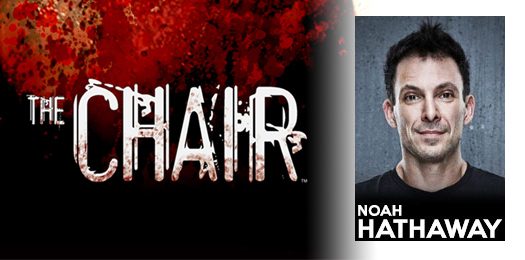 Noah Hathaway is confirmed for THE CHAIR