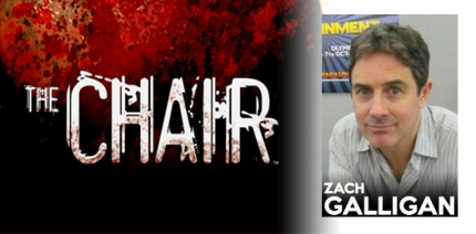 Zach Galligan is confirmed for THE CHAIR