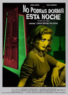 Retro posters from No Podrás Dormir Esta Noche courtesy of ToyBoys, Inc. Movies
