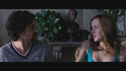 "(L-R): Thomas Ian Nicholas as H-Wood and Jena Malone as Danneel in the thriller ""10 CENT PISTOL"" an eOne Entertainment release. Photo credit: eOne Entertainment."