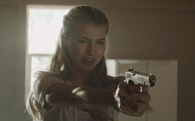 Lexi Atkins as Christine in the horror film SOME KIND OF HATE an RLJ Entertainment release.  Photo credit: Benji Bakshi.