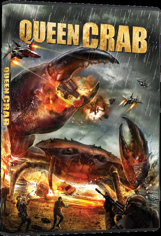 QueenCrab_3D_DVD