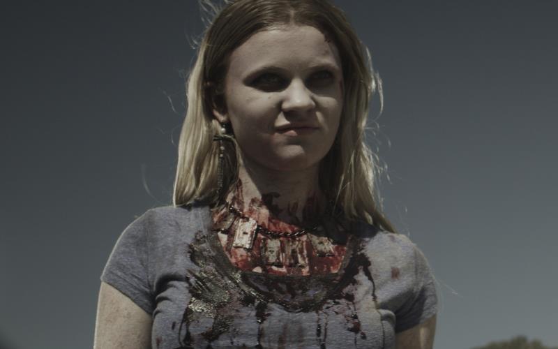Sierra McCormick as Moira in the horror film SOME KIND OF HATE an RLJ Entertainment release.  Photo credit: Benji Bakshi.