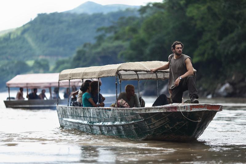 TGI PERU 035 - Ariel Levy, activists