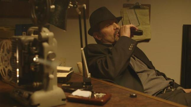 """Michael Biehn as Buzz in the comedy/crime series """"24 HOUR RENTAL."""" Photo courtesy of XLrator Media."""