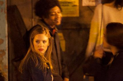 """Dylan Penn as Maya in the horror film """"CONDEMNED"""" an RLJ Entertainment release. Photo credit: Paul Sarkis."""