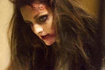 """Lydia Hearst as Tess in the horror film """"CONDEMNED"""" an RLJ Entertainment release. Photo credit: Paul Sarkis."""