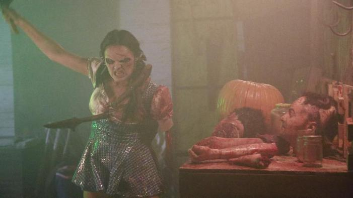 Stills from FRIDAY THE 31ST -TALES OF HALLOWEEN