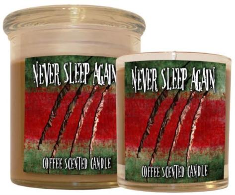Holiday items from Horror Decor