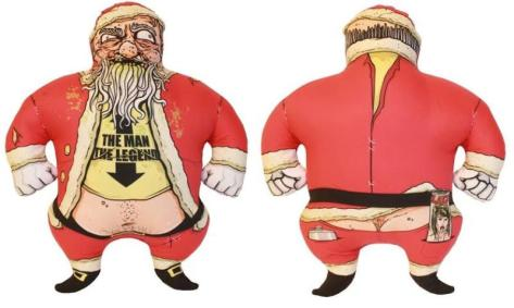 Holiday items from Horror Decor