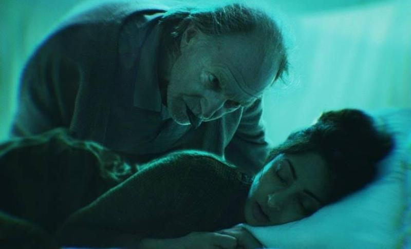 David Bradley & Neerja Naik don't see eye to eye in a darkly monstrous tale of tyranny and television.