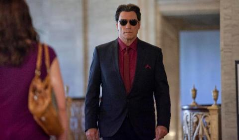"""John Travolta as Eddie in the thriller """"CRIMINAL ACTIVITIES"""" an RLJ Entertainment release. Photo credit: Grant F. Fitch."""
