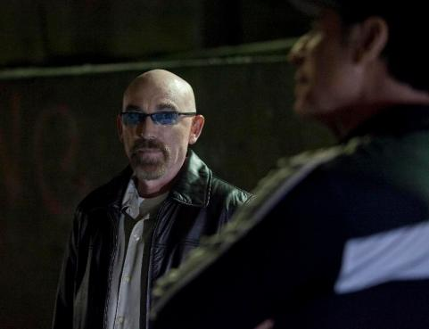 """Jackie Earle Haley as Gerry in the thriller """"CRIMINAL ACTIVITIES"""" an RLJ Entertainment release. Photo credit: Grant F. Fitch."""