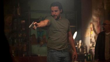"""Christopher Abbott as Warren in the thriller """"CRIMINAL ACTIVITIES"""" an RLJ Entertainment release. Photo credit: Grant F. Fitch."""