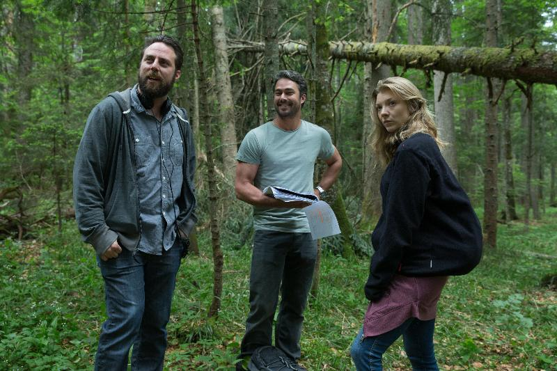 Behind the scenes of THE FOREST