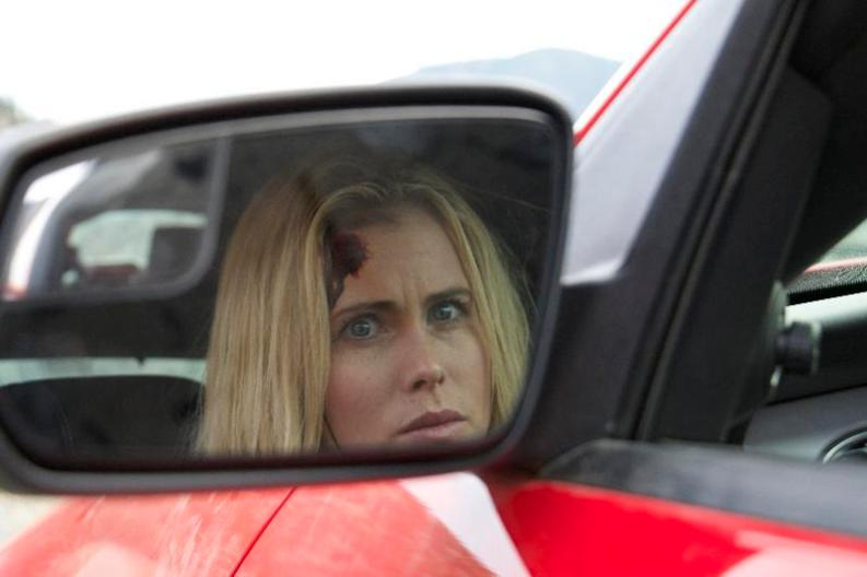 Anna Hutchison as Emily in the thriller film WRECKER an XLrator Media release. Photo courtesy of XLrator Media.