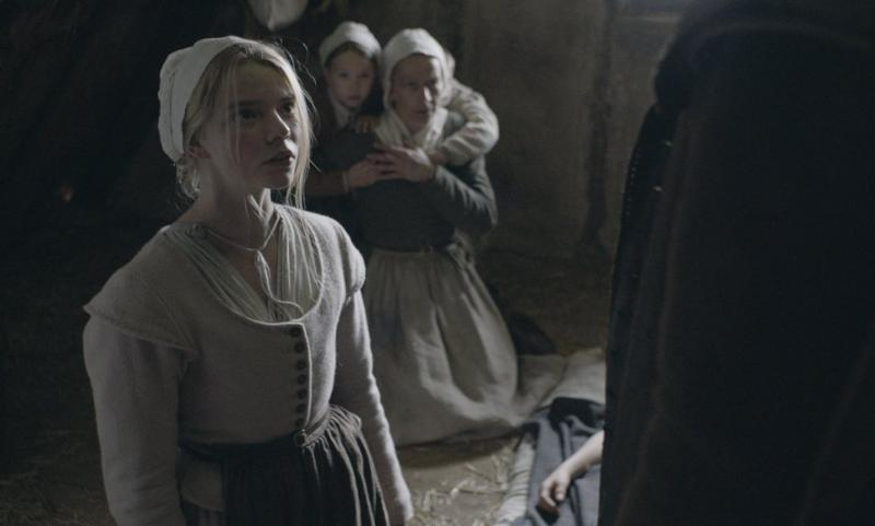 Still of Anya Taylor-Joy in The Witch (2015)