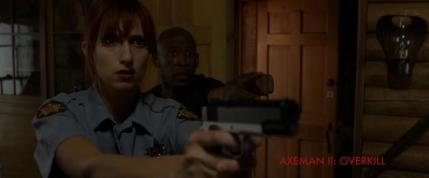 New stills from AXEMAN 2: OVERKILL