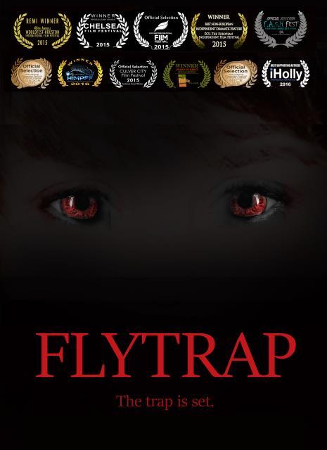 FlytrapPoster300dpiLaurels