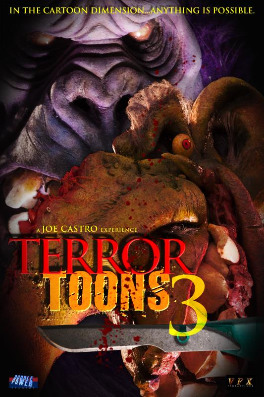 TERROR TOONS 3_poster